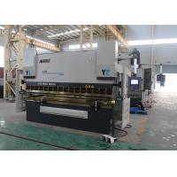 High Performance CNC Press Brake Machine 110 Ton 3200mm With Y1 Y2 X Axis Manufactures