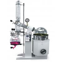 2017 New 50 Liter Rotary Evaporator with Hand Lift and Stainless Steel Bath Manufactures