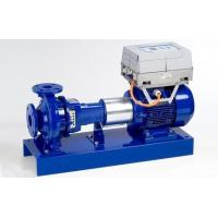 Quality High Temperature Axial Suction Cantilever Hot Oil And Fuel Pumps for sale
