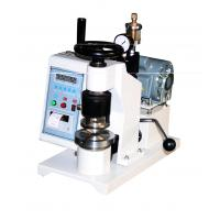 Quality Manual Type Bursting Strength Tester Paper Testing Equipments , ISO / GB/T1539 for sale