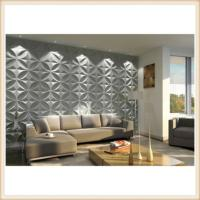 3D Original Fake Decorative Wall Board For Spa Decoration Manufactures