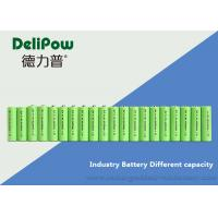 OEM 2200mAh AA NIMH Rechargeable Battery With Long Cycle Life Manufactures