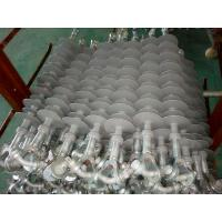 69KV/120kN Composite Silicone Insulator with Gray Sheds, Y-Clevis and Tongue Manufactures