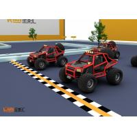 Buy cheap RoHS VR Car Racing with Camera for 1 Player Multiple Audiences from wholesalers