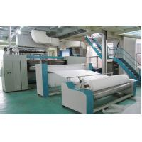 China High Speed Meltblown Non Woven Roll Making Machine 380V 50Hz For Industrial on sale
