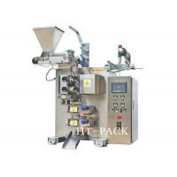 Vertical Granule Packing Machine , Small PET / PE Bag Packaging Equipment Manufactures