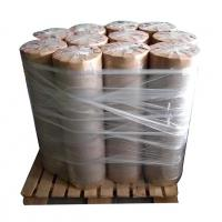 High quality rolls package 80g 1092 width  brown  no PE  film VCI protection paper for metal anti rust package Manufactures