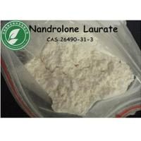 Buy cheap 99% White Steroid Powder Laurabolin Nandrolone Laurate CAS 26490-31-3 from wholesalers