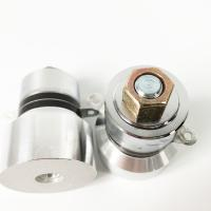 China Industry Standard Ultrasonic Piezo Transducer Voltage 40khz 60W Low Resonance Impedance on sale