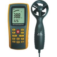 GM8902 0.3~45m/s Digital Anemometer Wind Speed/Air Flow/Air Temperature Meter Tester Measuring  with USB Interface Manufactures