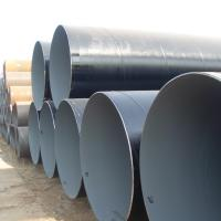 Spiral Steel Pipes with Anticorrosion Manufactures
