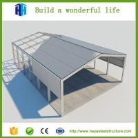 Industrial sheds plastic warehouse wall panel prefabricated shed sale Manufactures