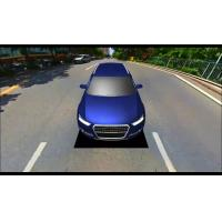 2D and 3D Mode 180 View Car Camera System , Surround View System High Resolution Manufactures