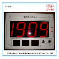 China Supplier Wall-mounted temperature indicator for steelmaking temperature measurement Manufactures