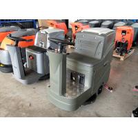 500w Industrial Floor Cleaning Machines Ride On Type Medium Size Manufactures