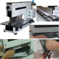 Air Driven PCB Depanelizer For LED Strip PCB Cutting Machine Manufactures
