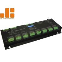 Customized DMX512 LED Dimmer Controller For RGBW Lighting Max 4A*32CH Manufactures