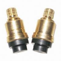 China Brass Faucet Cartridge with 1.6MPa Pressure, Available in American Style, OEM Orders are Welcome on sale