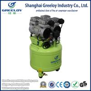 China 2 Hp Oil Free Piston Air Compressor 220V 50L (GA-82/50) on sale