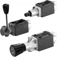 Rexroth Directional Valve with Mechanical, Manual Actuation Types WMR, WMU, WMM, WMD(A) Manufactures