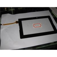 Blackberry playbook digitizer touch screen with flex cable Manufactures
