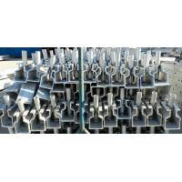 Multifunction Aluminum Template Profile Customized For Production Line Manufactures