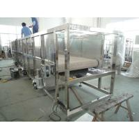 China LP-10x2.1 Spraying Cooling Tunnel for Bottled Juice Pasteurizer on sale