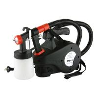 China 650W Electric Painting Sprayer Gun W/Copper Nozzle+Cooling Sys Gun Electric Paint Sprayer Spray Painting House Painter on sale