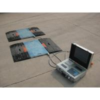 Portable Truck Axle Scales Manufactures