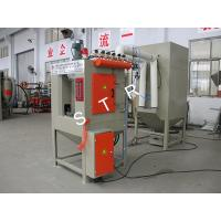 Rotary Sandblasting Machine Automatic Frequency Control Drum Turning Speed Manufactures