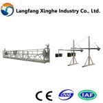 ZLP800 electric suspended platform/construction gondola/cradle Manufactures
