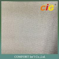 Modern Velvet Upholstery Fabrics 100% Polyester Woven Linen Textile For Chairs Manufactures