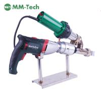 hand  Held Plastic Extrusion Welder , Hot Air  extruder  for Plastic Pipe  welding Manufactures