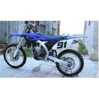 Liquid Cooling 250cc Yamaha Dirt Bike , 4 Stroke Single Track Motorcycle Manufactures