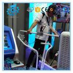 Hot sale virtual reality experinece cinema equipments 9d vibrator vr simulator 9d cinema Manufactures