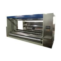 3.5 meters large servo non-woven automatic slitting and rewinding machine Manufactures