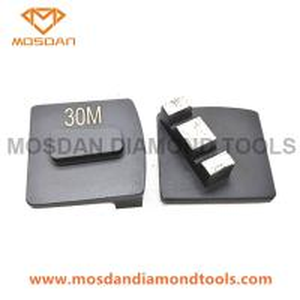 Redi Lock Single W Segment Grinding Bits for Husqvarna Manufactures