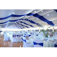 Luxury Marquee Outside Wedding Tents Banquet Hall Tent For Event Parties Manufactures