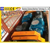Oil Free Rotary Roots Blower / Dust Collection High Pressure Roots Blower Manufactures