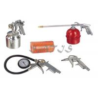 Suction Feed High Pressure Spray Gun Kits , air tools kit for auto painting Manufactures