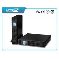19 inch Rack/tower RS232 LCD 1kva -10kva UPS  without transformer Manufactures