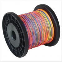 Buy cheap SZ Fishing 8 Strands PE braided 500m Multicolor Multifilament Fishing Line wholesale from wholesalers