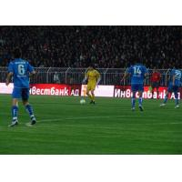 Waterproof Stadium LED Display Football Advertising Boards P8 SMD3535 Manufactures
