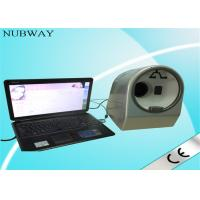 Pigment Collagen Facial Analysis Skin Analyzer Machine Software 3D Scope Scanner With CE Manufactures
