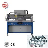 700*1600 Semi Automatic Screen Printing Machine For Plastic Sheet Manufactures