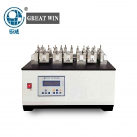 China SATRA TM25 Upper Material Flexing Tester Shoe Material Testing Equipment (GW-001B) on sale