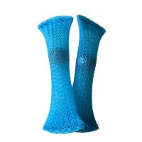 China Squeeze Ball Knitted Mesh Tube Stress Fidgets Toys Durable Material Easy To Carry on sale