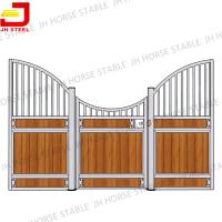 Quality Stall Of Horses Australia Use Range Horse Stable Box With Durable Dutch Door for sale