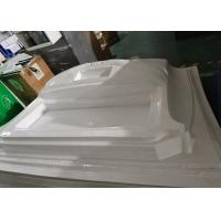 Custom Made Thermoforming Services ABS / PS / HIPS Vacuum Forming  Thick Plastic Molding Manufactures
