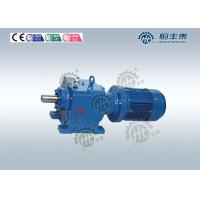 Industrial Shaft Mounted Helical Bevel Gearbox , Conveyor Gearbox Manufactures